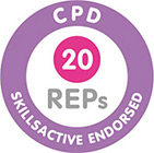 REPs Continuing Professional Development - SkillsActive endorsed level 3 qualified personal trainer