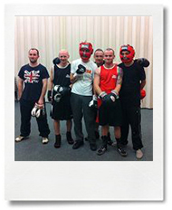 Tony Tones Personal Training - group exercise photo in Blyth Northumberland